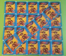 Panini COCO Disney Stickerkollektion 25 Tüten 125 Bilder
