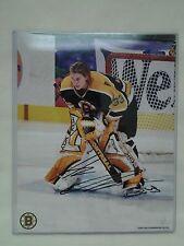 NHL Boston Bruins Hannu Toivonen Autographed Signed Photo W Cert Of Authenticity