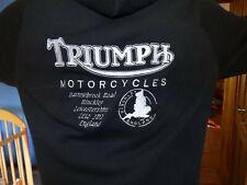 Triumph EMBROIDERED sweatshirt hoodie jumper