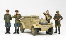 TAMIYA Russischer VW Kübelwagen Typ 82 mit Offizieren 1:35 Nr.: 25153