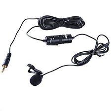 Boya By-m1 omnidirectionnel Microphone Cravate pour Canon/nikon/sony Dslr/camés