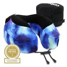New Cabeau Evolution S3 - Memory Foam Neck Pillow + Seat Straps + Washable + Bag