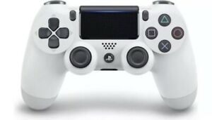 PS4 DualShock 4 Controller White V2 BRAND NEW SEALED OFFICIAL