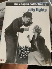 The Charlie Chaplin Collection City Lights Dvd 2004 2-Disc Silent Cult Classic