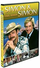 SIMON & SIMON THE FINAL SEASON (3 DVD Set) Season 8 New