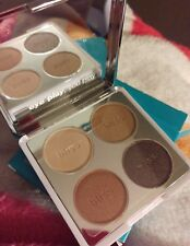 bliss Hey Four Eyes 4 Piece Eyeshadow Palette, ✴Bronze Quad✴0.24 NiB