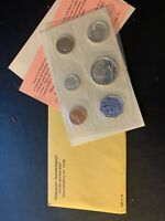 1964 United States Proof Uncirculated coin set