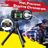 E9800-X Shooting Chronograph Airsoft Paintball BB Speed High Precision Tester *