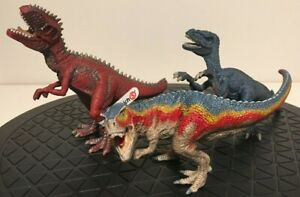 SCHLEICH WORLD OF HISTORY small-sized figure Jurassic Park Dinosaur lot loose