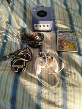 Nintendo Gamecube, Super Smash Bros plus 1 Controller, top Zustand