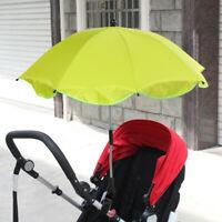 Baby sun UMBRELLA  buggy pushchair pram stroller shade canopy rain brolly