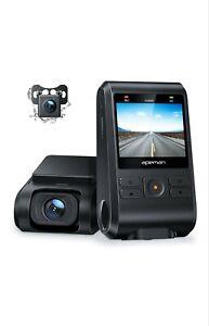 APEMAN C550 1080p Dual Dash Camera