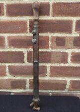 "Vintage Abol Minor 20"" Brass Syringe Sprayer Greenhouse Plant Sprayer"