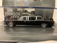✅MINICHAMPS PRESIDENT LYNDON JOHNSON CAR 1964 LINCOLN CONTINENTAL 1:43 METAL NEW