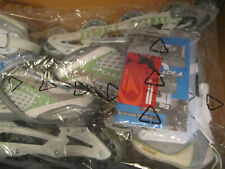Rollerblade Wing 10.0 - New Preowned W8 Size - Tags, Instructions, Tool, Boxing
