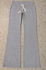 ABBOT MAIN Venice Beach Summer Women's Yoga Pants Drawstring Gray size S