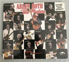 Brand New Sealed Arlen Roth Tele-Masters US Import CD Rare