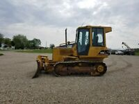 NICE 2003 Caterpillar D3G XL 6-Way Blade Crawler Dozer Diesel  Heat/Ac
