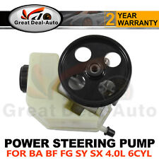Power Steering Pump for Ford Falcon BA BF FG XR6 Territory SY SX 4.0L 6Cyl 08-14