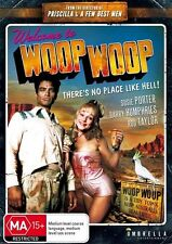 Welcome To Woop Woop (DVD, 2015) Australian Movie  COMEDY NEW AND SEALED
