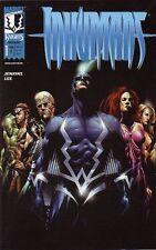 INHUMANS Marvel Knights (2000) deutsch #1,2,3+4 komplett (US Vol.2 1-12) JAE LEE