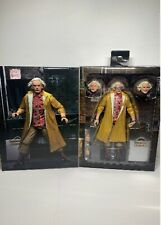 NECA Ultimate Back to the Future II Ultimate Doc Brown Target Exclusive 2021 NIB
