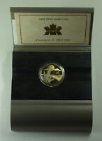 2003 Canada $100 Proof Gold Coin Marquis Wheat Discover Commemorative w/ Box COA