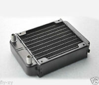 90MM Aluminum Water Cooling Block Water Cooling cooled Row for CPU heatsink