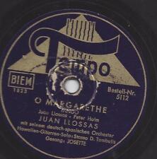 Juan Llossas mit Hawaii-Guitarre Stasso D. Tombulis : Traum von Haiti -