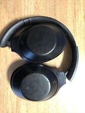 Sony 1000X Headband Wireless Headphones - Black