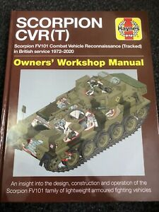 Scorpion CVR(T) - Haynes manual