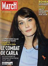 Paris Match.Carla Bruni,Linda Lemay,Diane Kruger,Mickey Rourke,Mud Fontenoy,iii