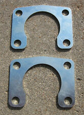 """9"""" Inch Ford Big Ford Old-Style 1/2"""" Axle Retainer Plates - 1 PAIR - NEW"""