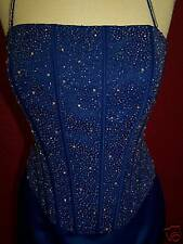 Pageant~cruise~sz.14~royal blue~MOVING SALE CLOSEOUT