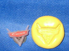 Cars Logo Silicone Push Mold 739 For Craft Clay Candy Chocolate Soap Wax