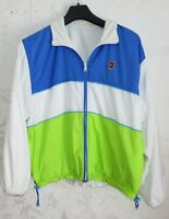 GIACCA JACKET JERSEY TRACK SUIT TENNIS NIKE DOUBLE FACE CASUAL SZ.M VINTAGE