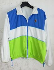 GIACCA JACKET JERSEY TRACK SUIT TENNIS NIKE DOUBLE FACE ATP USA UK SIZE M