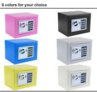 Electronic Security Safe Box with Digital Keypad Fire Resistant Waterproof Bolts
