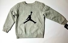 Nike Air Jordan Boys' Flight Fleece Sweater  Size 6 NWT