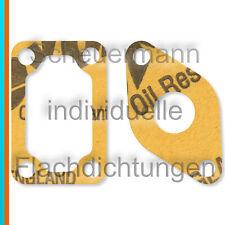 Dichtsatz Zusatzluftschieber für BMW M30 Motoren  E12, E24, E23, E3, E9