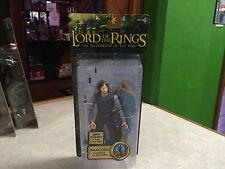 ToyBiz Lord of the Rings Figure MOC - FOTR Fellowship ARAGORN COUNCIL ELROND
