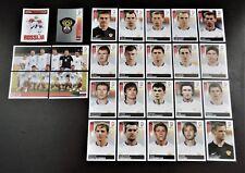 Panini UEFA Euro 2008 Austria/Switzerland Complete Team Russia + Foil Badge