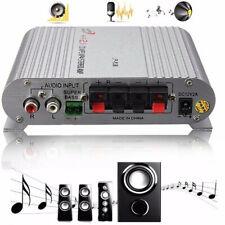 200W 12V Mini Amplifier Hi-Fi Stereo Audio Power MP3 Player USB SD FM Home Car
