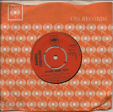 """Barbra Streisand Second Hand Rose UK 45 7"""" single +He Touched Me"""
