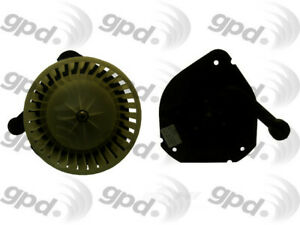 HVAC Blower Motor Rear Global 2311548