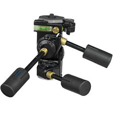 Manfrotto Super-Pro 229 Pro Head Supports 26.5 lbs(12kg), No Fees EU seller NEW