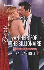 An Heir for the Billionaire (Dynasties: The Newpor