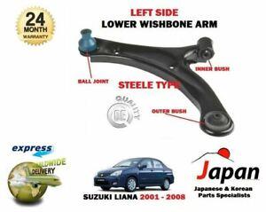 FOR SUZUKI LIANA 1.6i 2001-2008 FRONT LEFT SIDE LOWER SUSPENSION WISHBONE ARM