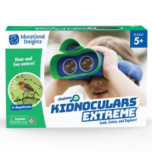 Learning Resources Geosafari Jr. Kidnoculars Extreme Childrens Binoculars