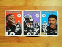 2000 Fleer Tradition Pittsburgh Steelers TEAM SET - Hines Ward